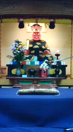 お寺の落語会