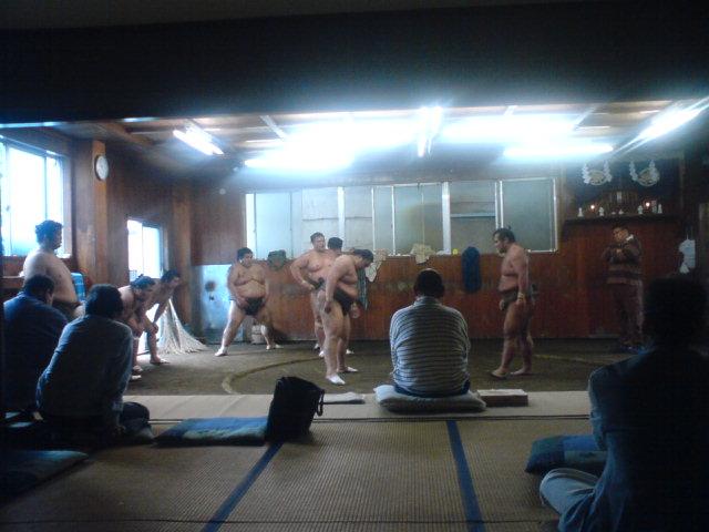 大相撲夏場所九日目