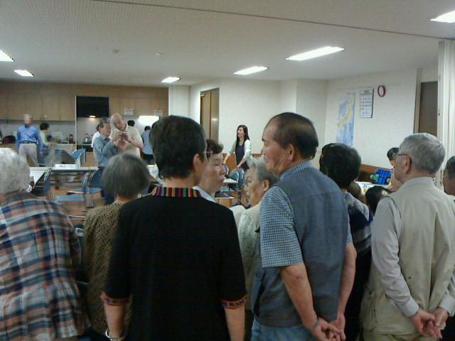 豊島五丁目団地第18回ホットラインお楽しみ会