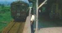 昭和42年・国鉄長野原線(<br />  現・JR吾妻線)群馬原町駅