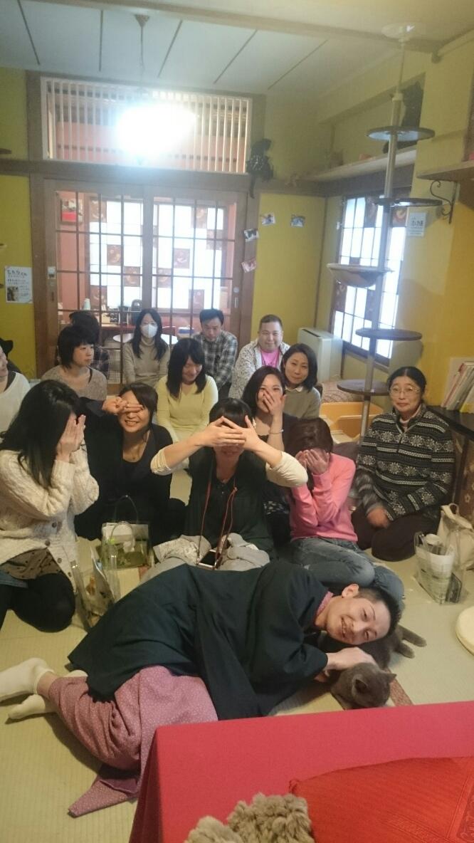 第7回・春爛漫東京ねこりぱ寄席〜浅草演芸ホール