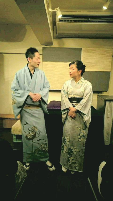 桂夏丸・一龍斎貞寿二人会〜大相撲三月場所にズームイン〜