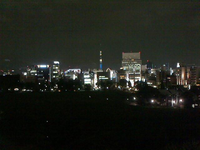 あゝ上野、東天紅の夜は更けて