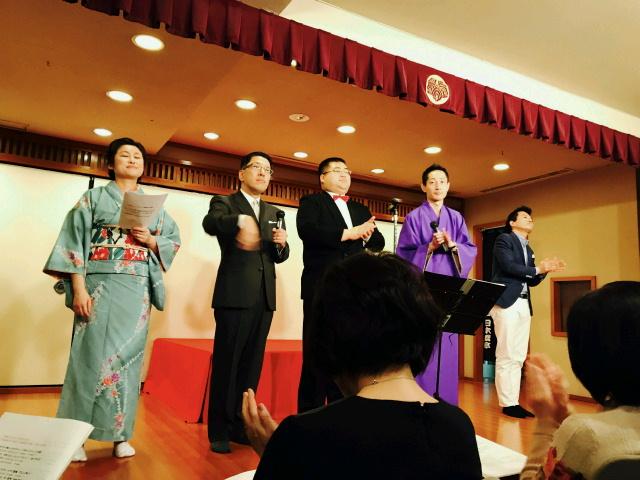 第15回記念大會・歌で綴る昭和の時代