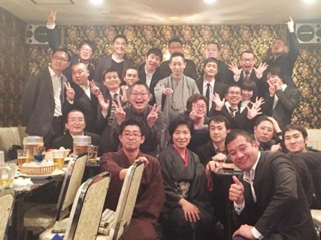 平成29年・落語芸術協会納会