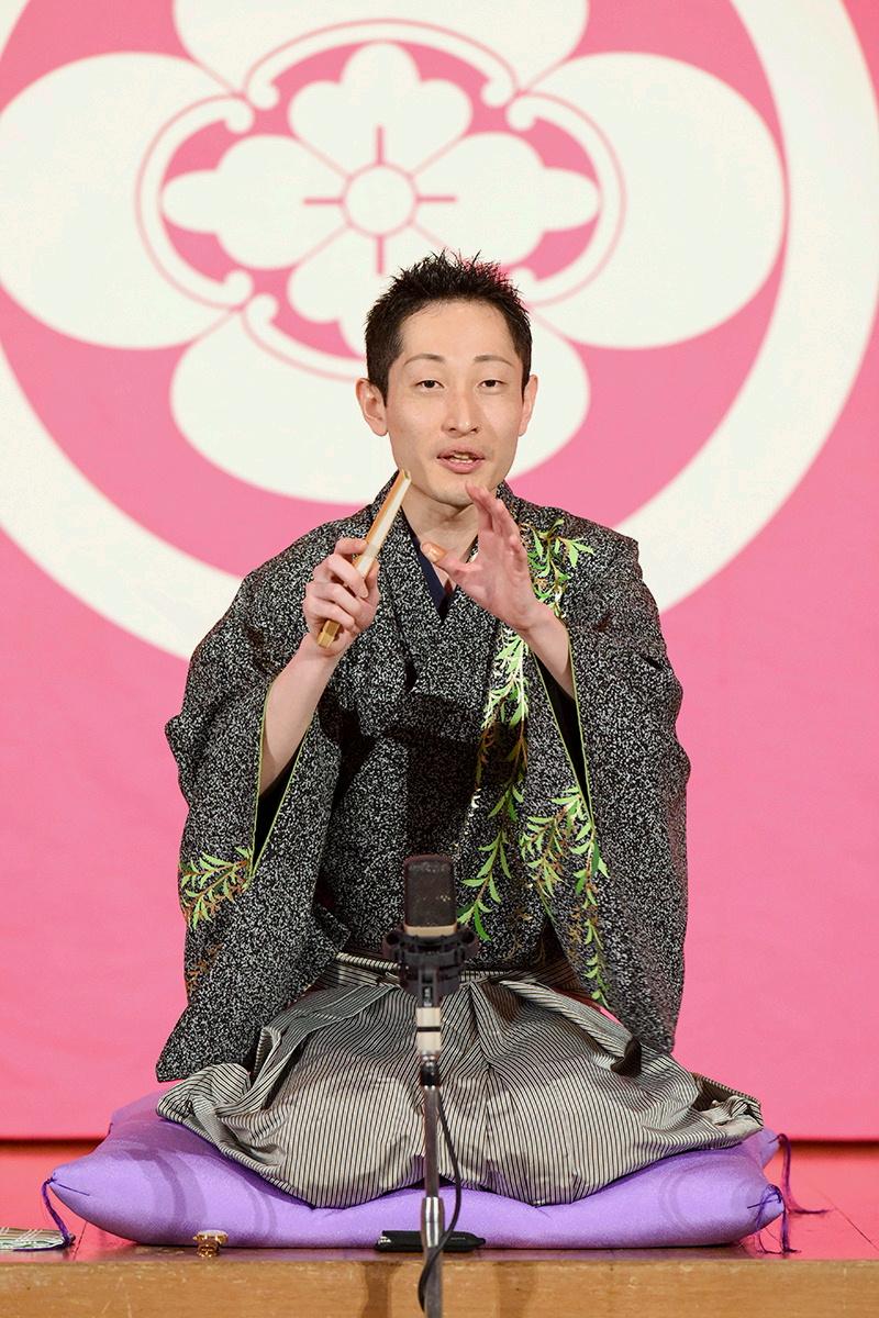 桂夏丸・神田蘭♪真打昇進披露興行5月中席4日目