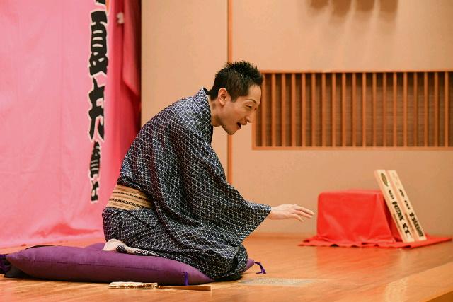 桂夏丸・神田蘭真打昇進披露興行2<br />  3日目(池袋演芸場6<br />  月中席)