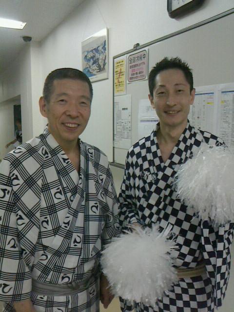 落語芸術協会夏の寄り合い/日本歌手協会夏の歌謡フェスティバル