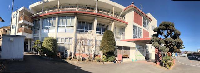 東吾妻町役場新庁舎開庁式;旧庁舎